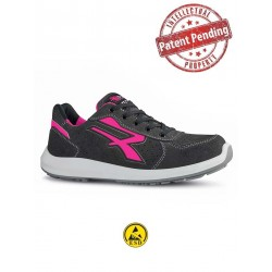 Scarpe antinfortunistiche U-Power, Red Up ELECTRA S1P SRC ESD