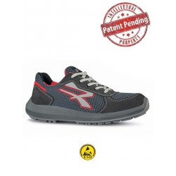 Scarpe antinfortunistiche U-Power, Red Up SKAT S1P SRC ESD