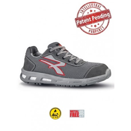 Scarpe antinfortunistiche U-Power, Redlion FREQUENCY S1P SRC ESD