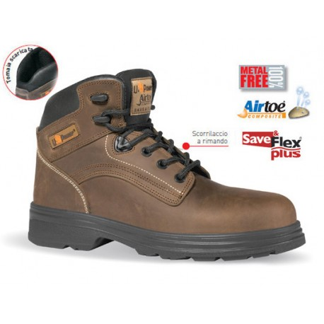outlet store 3a0d5 83d2a Concept M TRAIL scarpe antinfortunistiche U-Power. Jolly Calzature