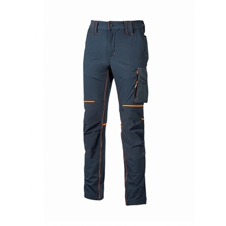 Pantaloni da lavoro U-Power, Soft Shell WORLD