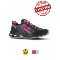 Scarpe antinfortunistiche U-Power, Red Pro CAELI 01 FO SRC ESD