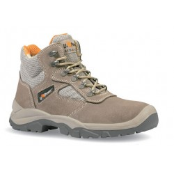 Scarpe antinfortunistiche U-Power, Style & Job DESERT