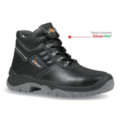 Scarpe antinfortunistiche U-Power, Style & Job REPTILE