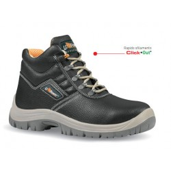 Scarpe antinfortunistiche U-Power, Style & Job TANNER