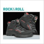 vendita scarpe u-power antinfortunistica Rock & Roll