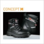 scarpe antinfortunistiche upower Concept M